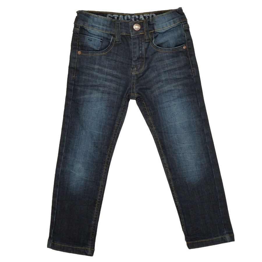 STACCATO Boys Jeans slim en denim bleu