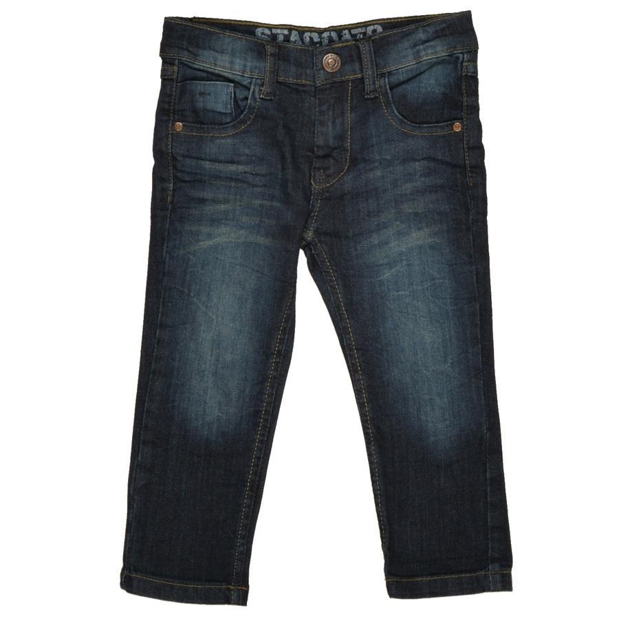 STACCATO Boys Gewone jeans blauw denim