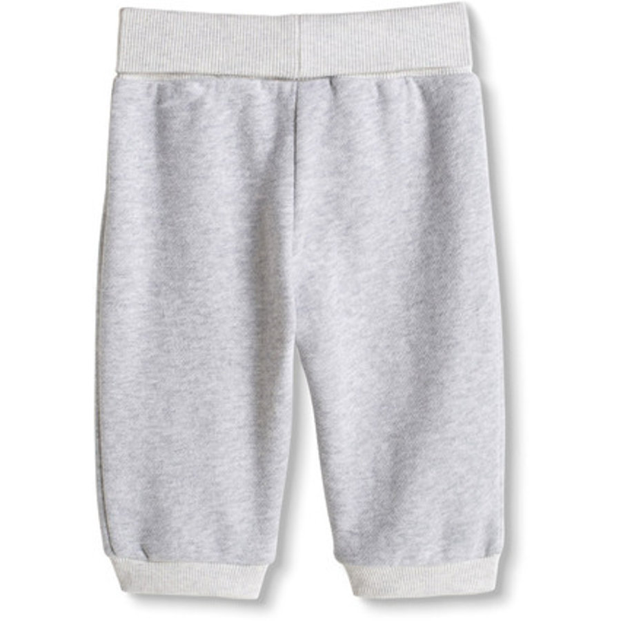ESPRIT Newborn Pantalon gris pastel