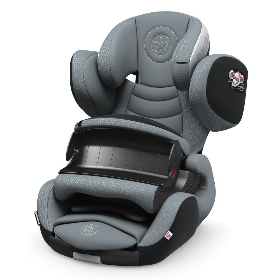 Kiddy Kindersitz Phoenixfix 3 Steel Grey