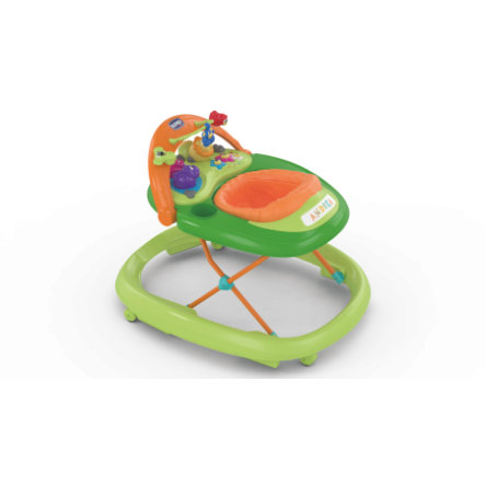 chicco Walky Talky Green Wave baby walker