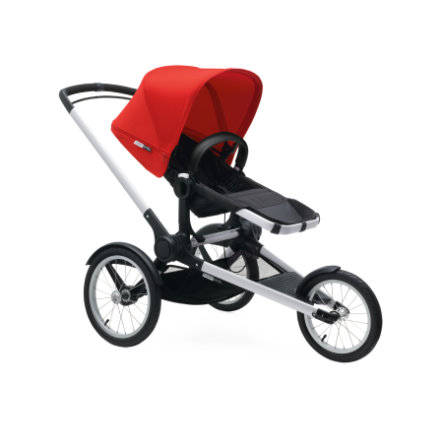 bugaboo Runner Plus Complete Rot