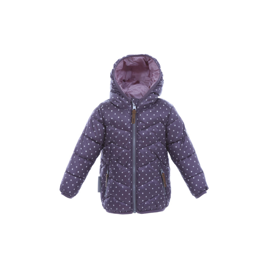 TICKET TO HEAVEN Girls Wendejacke Capella black plum