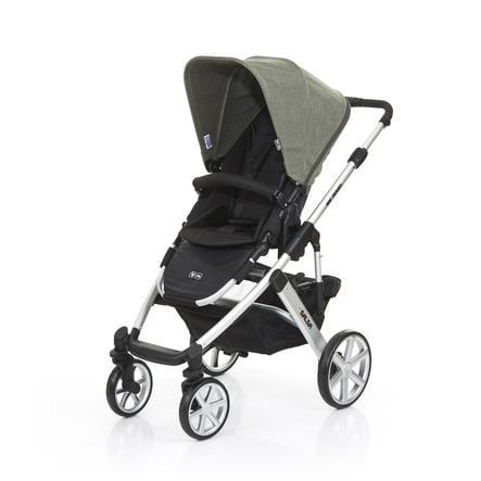 ABC DESIGN Kinderwagen Salsa 4 olivegreen