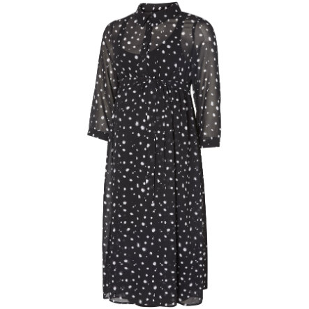 mama licious Umstands Kleid DOTS black