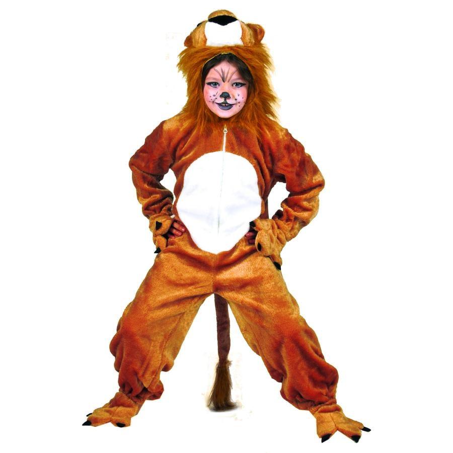 FUNNY FASHION Costume da Carnevale Leone Simba