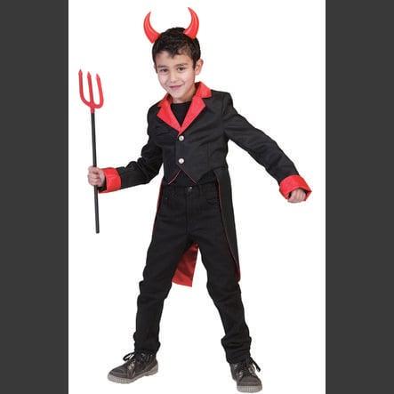 Funny Fashion Costume di Carnevale Diavolo in frac