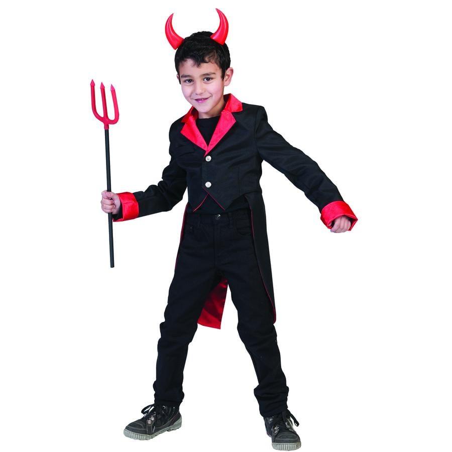 Funny Fashion Costume Carnaval Diable Frack