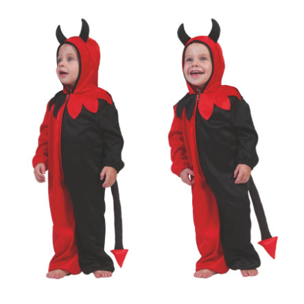 Funny Fashion Costume Carnaval enfant Diable
