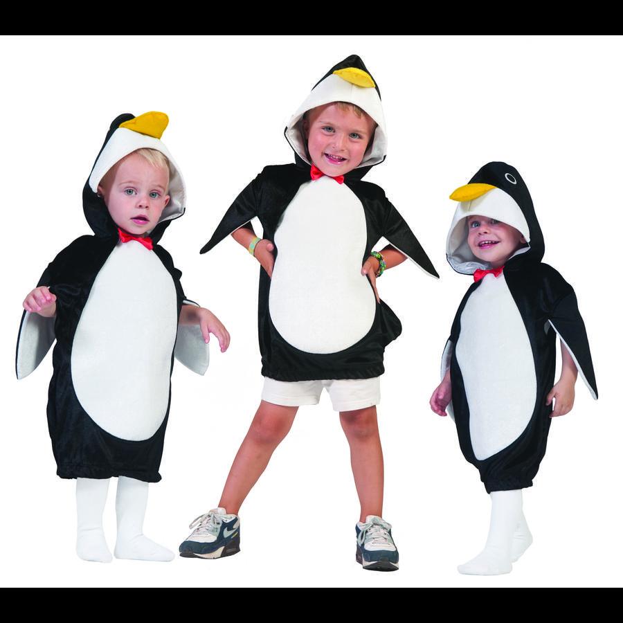 FUNNY FASHION Costume da Carnevale Pinguino Pim