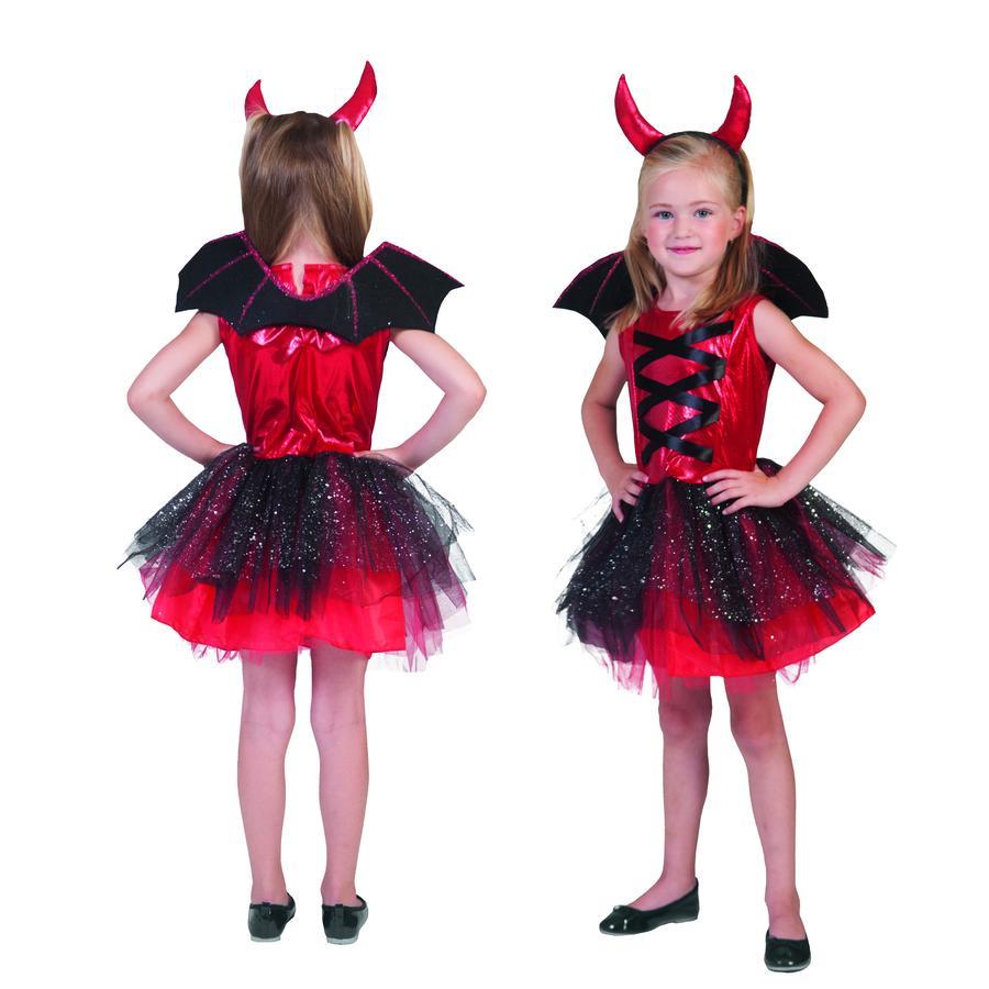 Funny Fashion Kostüm Devil Girl