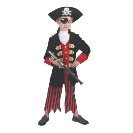 Funny Fashion Costume Carnaval Pirate David