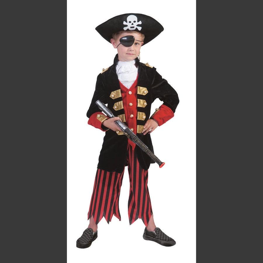 Carnaval Kostuum Kind.Funny Fashion Carnaval Kostuum Piraat David