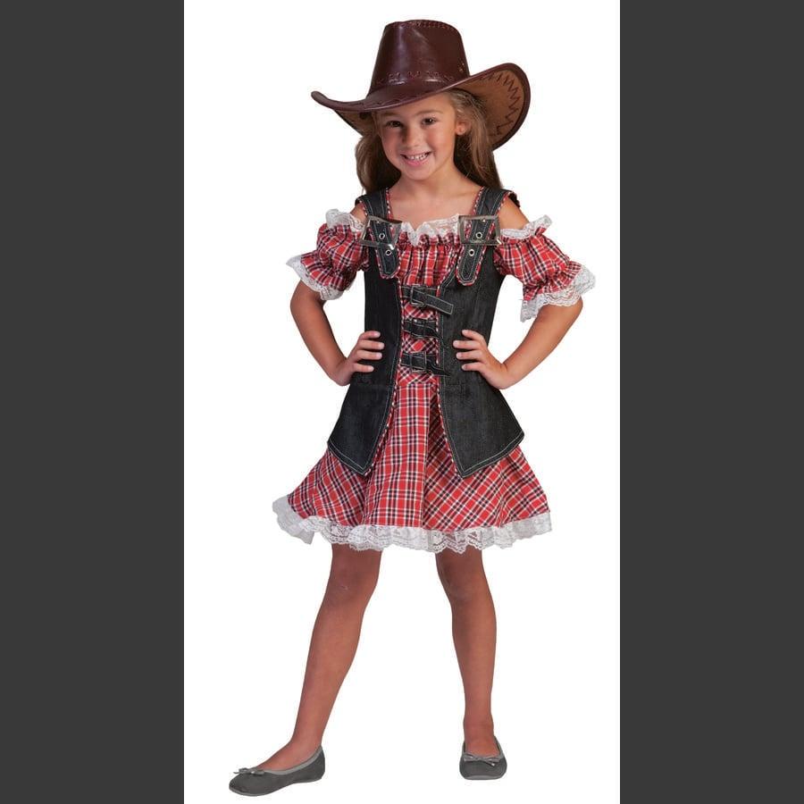 Funny Fashion Karneval Kleid Denim Ranger