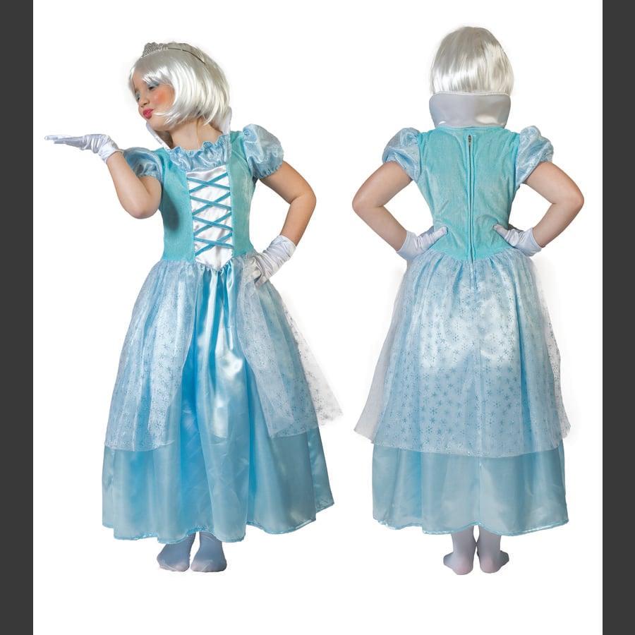 Funny Fashion Disfraz de Princesa Clara