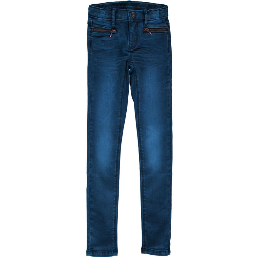 NAME IT Girls Spodnie Jeans Tita medium blue denim