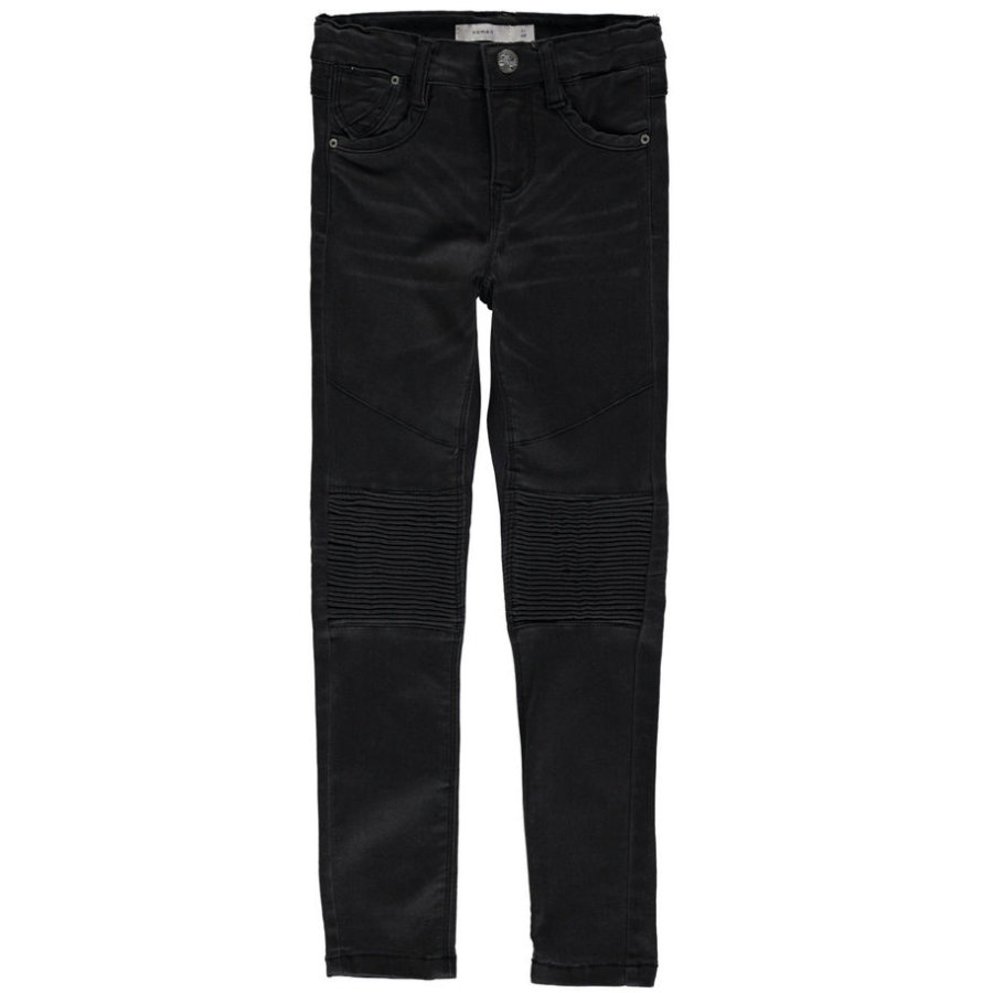 name it Girls Jeans Blika black denim
