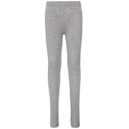 name it Girls Leggings Vivian grey melange