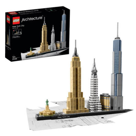 LEGO® Architecture - New York City 21028