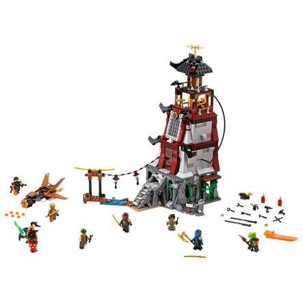 LEGO® NINJAGO - Belegering van de vuurtoren 70594