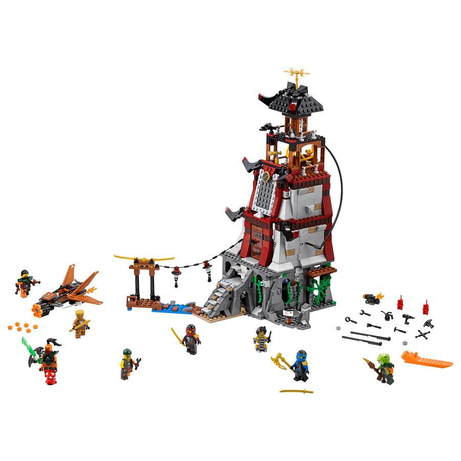 LEGO® NINJAGO The Lighthouse Siege 70594