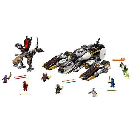 LEGO® NINJAGO - Le tank ultra furtif 70595
