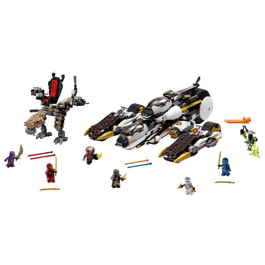 LEGO® NINJAGO - Ultra-Tarnkappen-Fahrzeug 70595