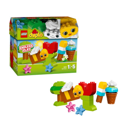 LEGO® DUPLO® - Kreatywny kuferek 10817