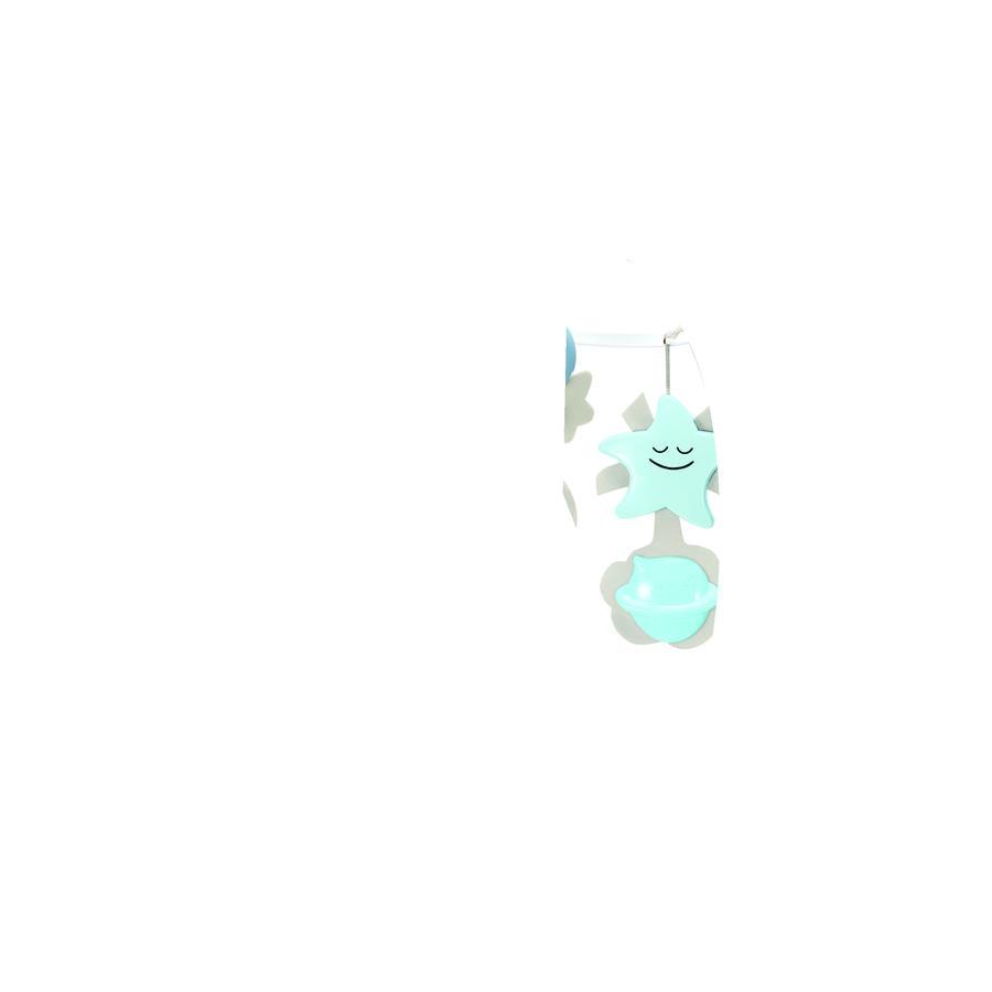 B kids® by Infantino 3 in 1 Musikmobile mit Traumlampe, blau