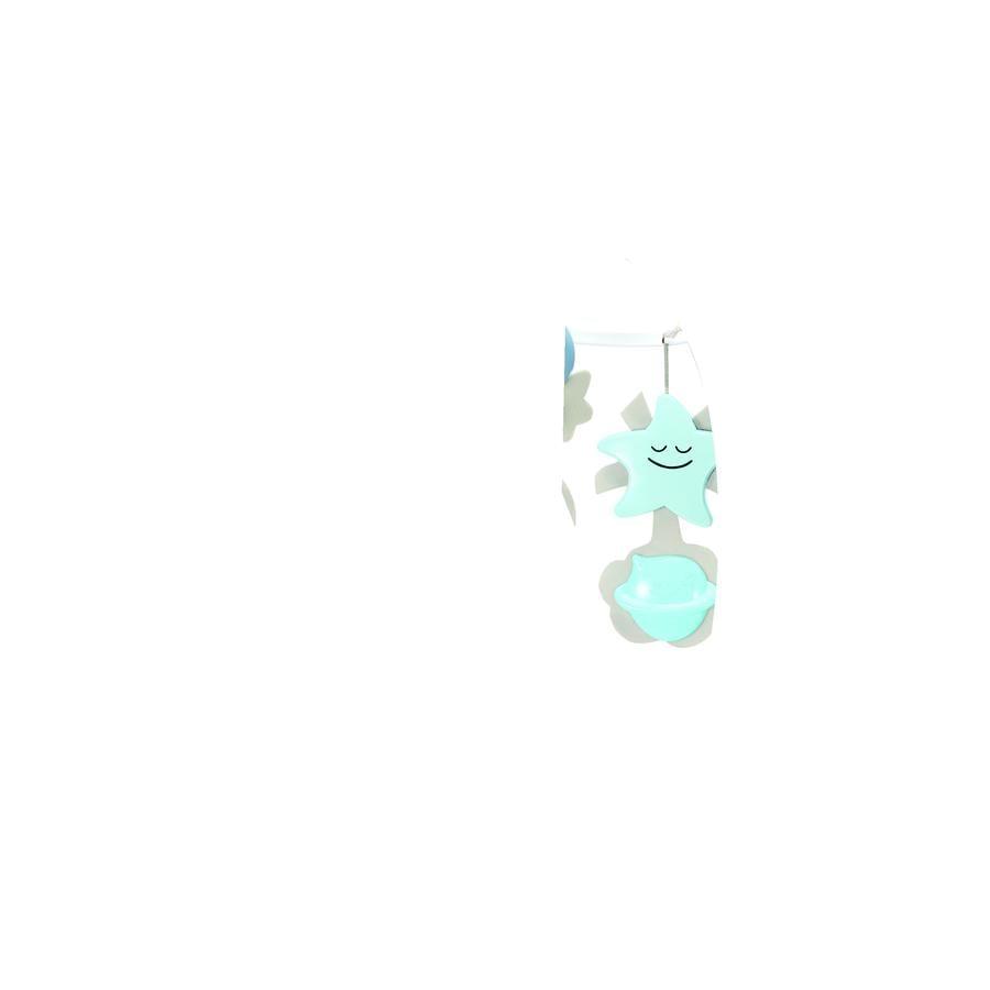 Infantino B kids® 3 in 1 Musikmobile mit Traumlampe, blau
