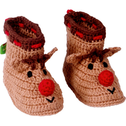 COPPENRATH Chaussures crochets rennes - Baby bonheur