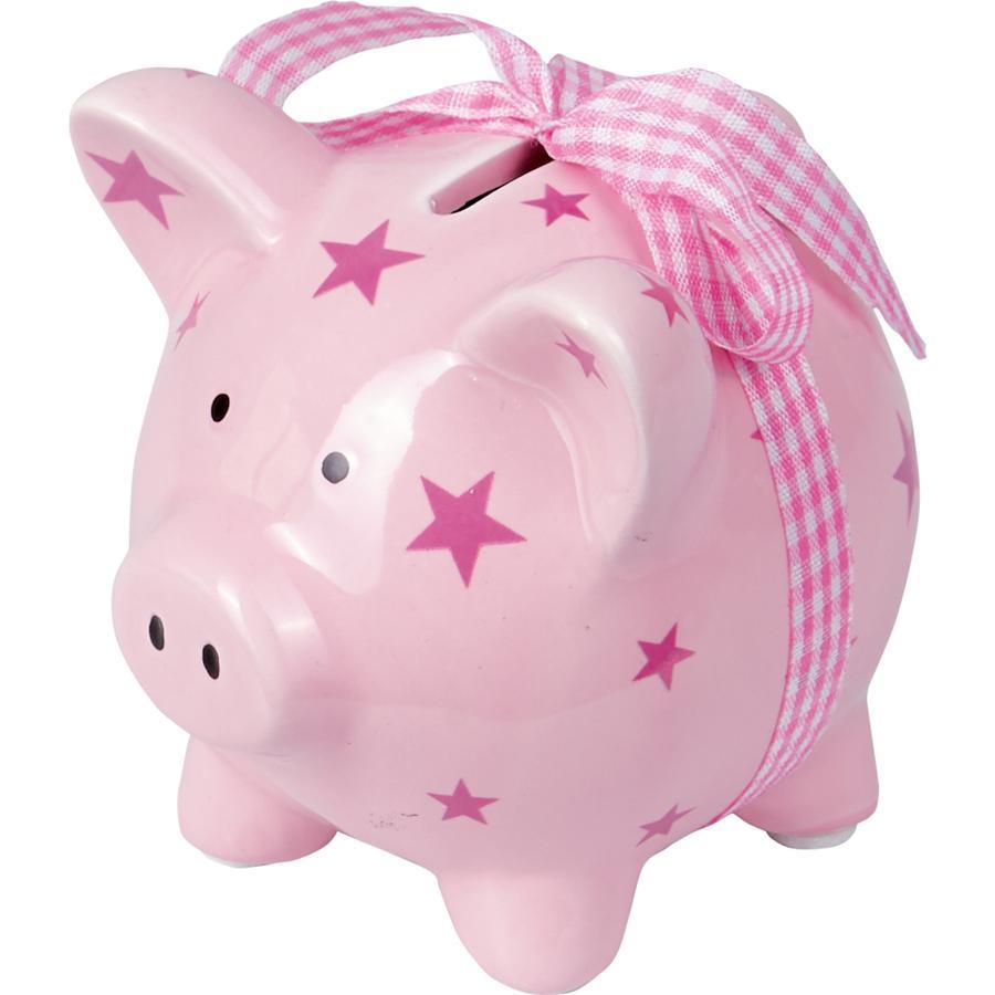 COPPENRATH Mein erstes Sparschweinchen, rosa - BabyGlück