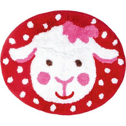 COPPENRATH Kleiner Teppich Lämmchen - BabyGlück