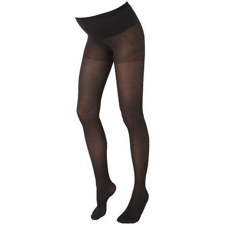 mama licious těhotenské punčocnové kalhoty, MLVILO černé