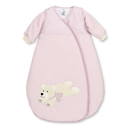 Sterntaler Girls Baby spací pytel Ella růžový