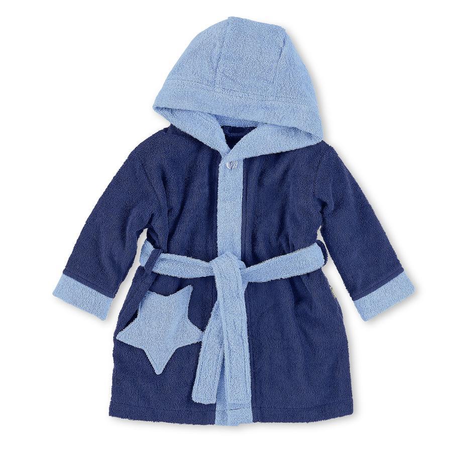 Sterntaler Bathrobe Stanley blue