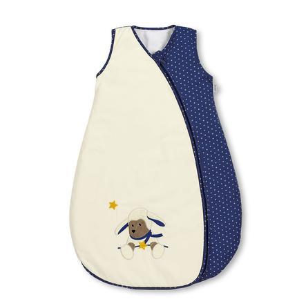 Sterntaler Sommer-Schlafsack Stanley beige/blau