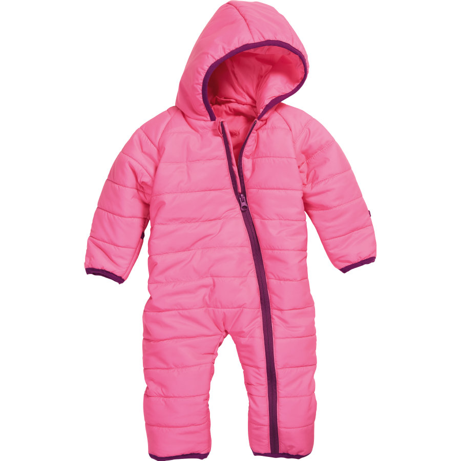 Playshoes Stepp-Overall uni pink