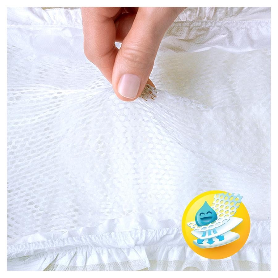 PAMPERS Blöjor Premium Protection New Baby storlek, 1 Newborn 2-5kg 72 stycken