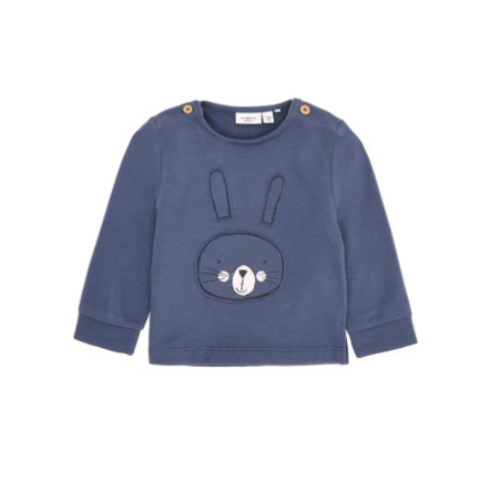 name it Girls Sweatshirt Sille vintage indigo