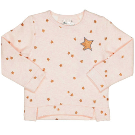 JETTE by STACCATO Girls Sweatshirt old orchid melange