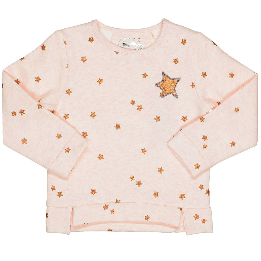 JETTE by STACCATO Girl s Sweatshirt vieux melange orchidée