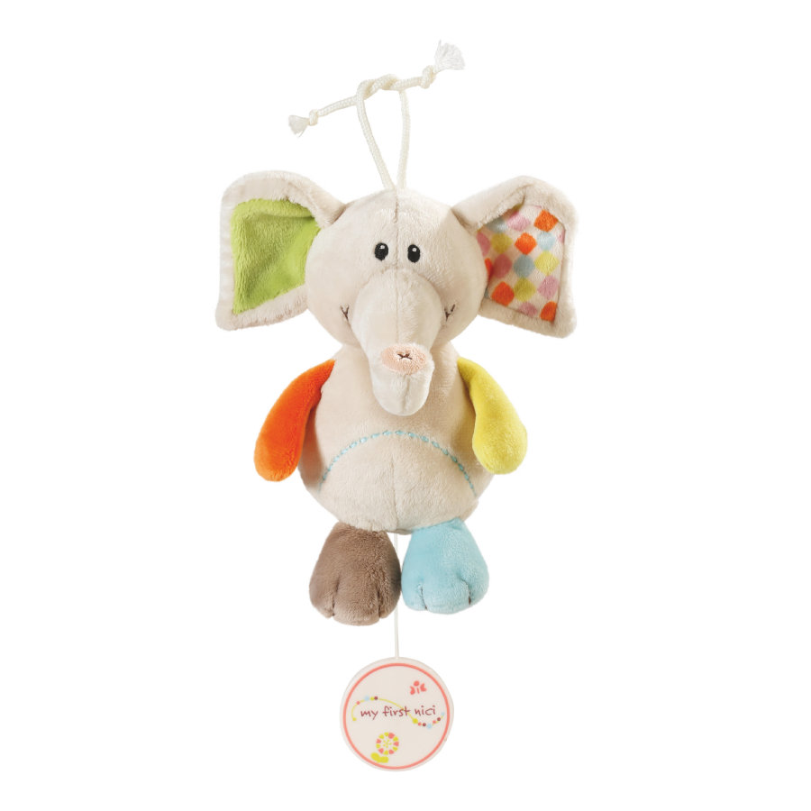 NICI My First NICI Spilledåse Elefant Dundi 18 cm