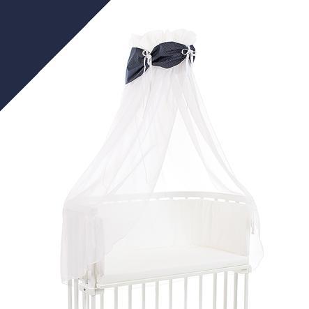 babybay Sänghimmel vit 200 x 135 cm