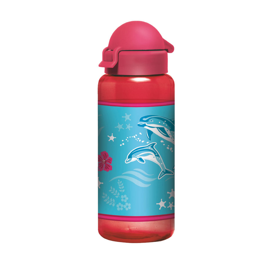 Scout Basic Trinkflasche - Happy Dolphins