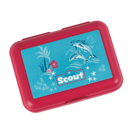 Scout Basic Essbox - Happy Dolphins