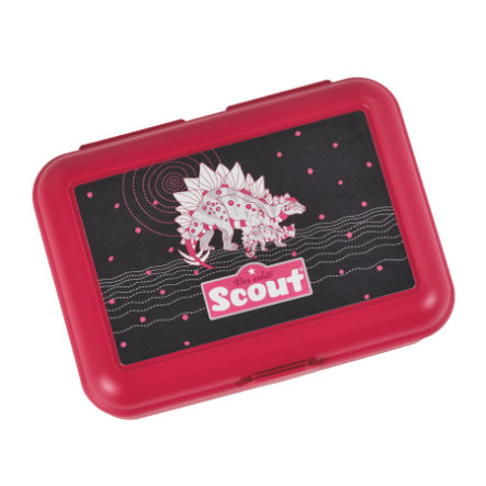 Scout Basic Essbox - Pink Dino