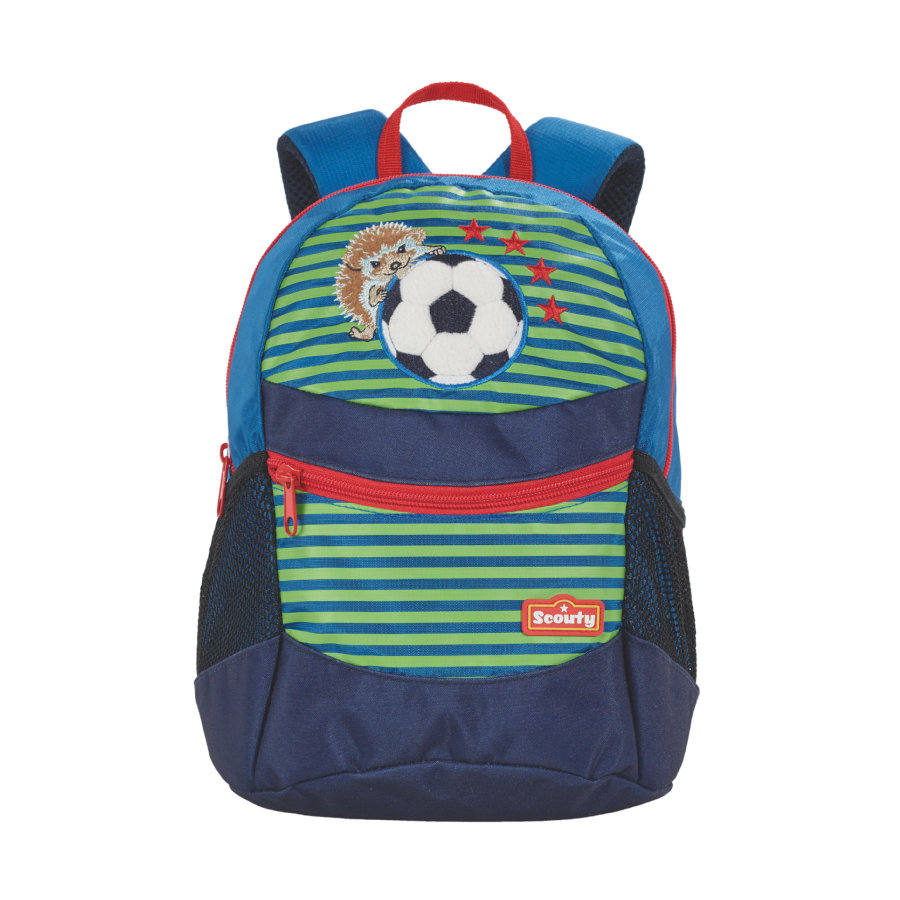 Scout Scouty Kinderrucksack - Fußball