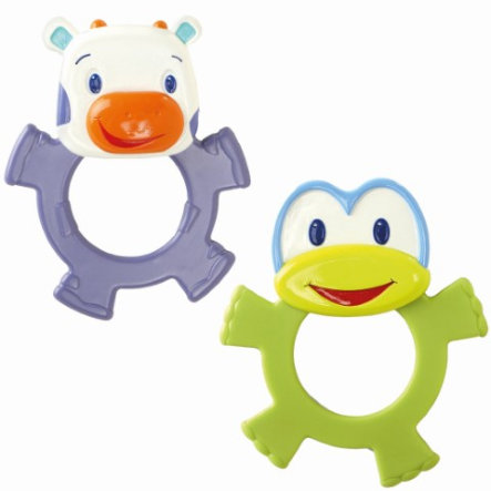 pretty in pink™ - Dancing Teether Friends™