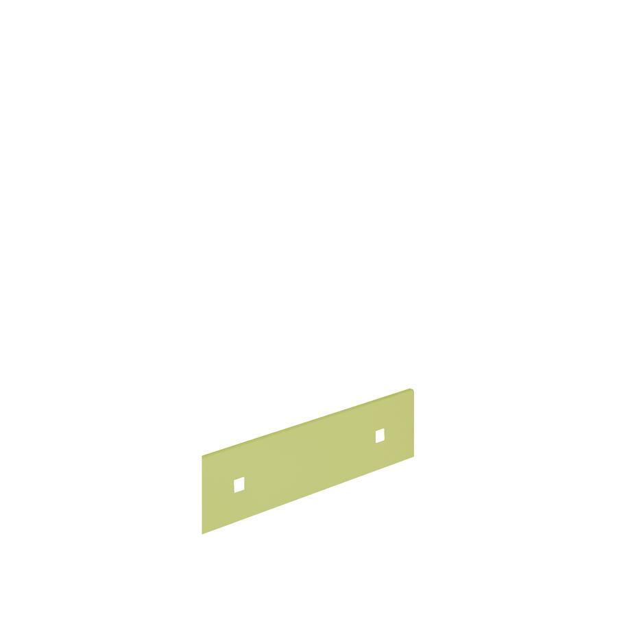 Schardt Kinderbett Clic weiß / grün